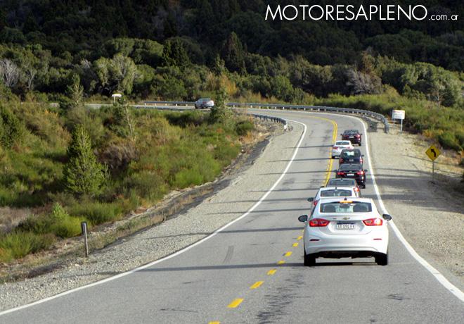 Chevrolet - Presentacion Nuevo Cruze en Bariloche 4