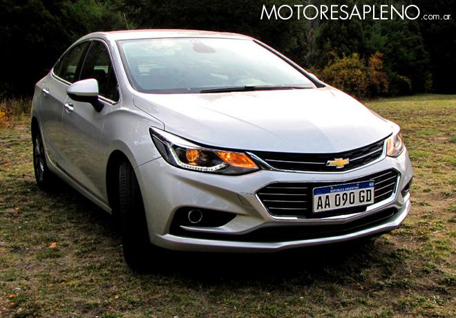 Chevrolet - Presentacion Nuevo Cruze en Bariloche 5
