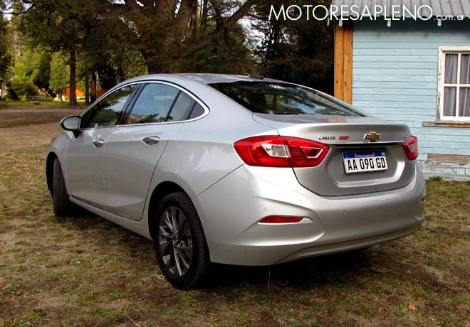 Chevrolet - Presentacion Nuevo Cruze en Bariloche 6