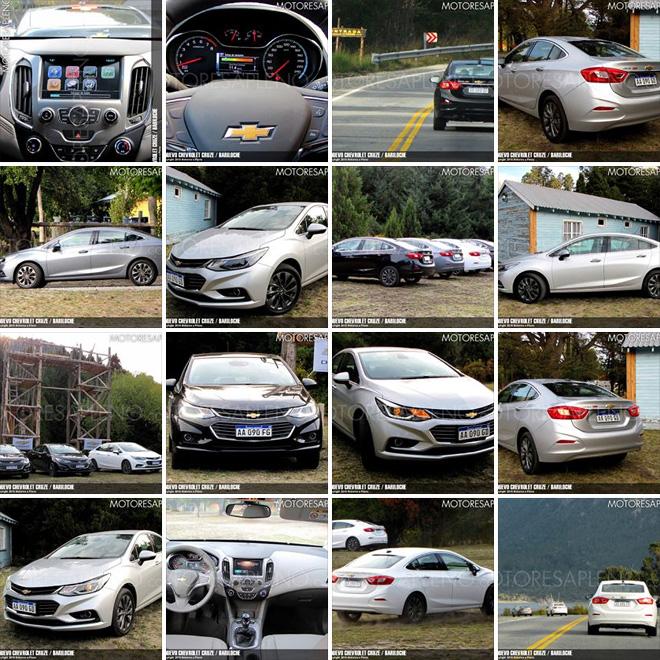 Chevrolet - Presentacion Nuevo Cruze en Bariloche - Galeria Facebook