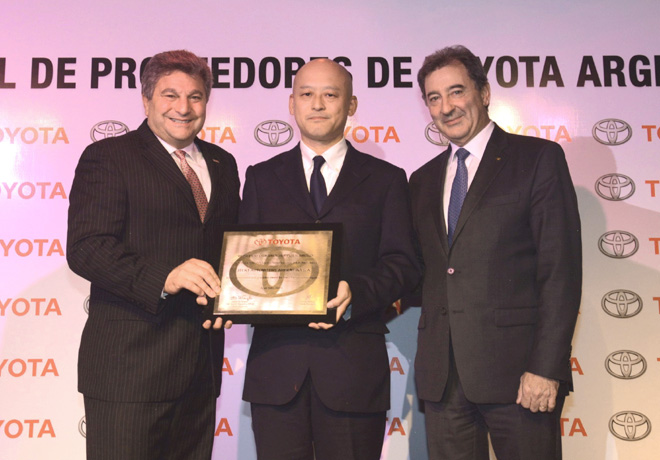 Conferencia de Proveedores de Toyota Argentina