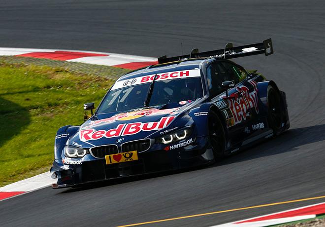 DTM - Spielberg 2016 - Carrera 1 - Marco Wittmann - BMW