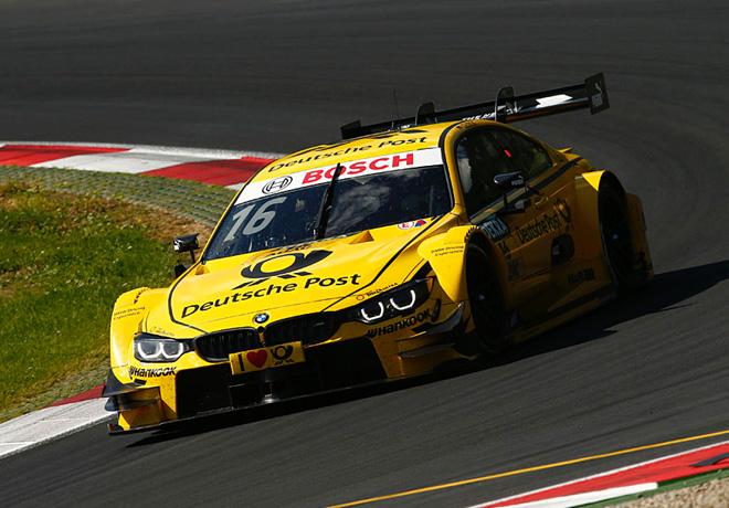 DTM - Spielberg 2016 - Carrera 2 - Timo Glock - BMW
