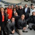 El Grupo PSA Argentina realiza nueva donacion de un vehiculo para una institucion tecnica de Mar del Plata