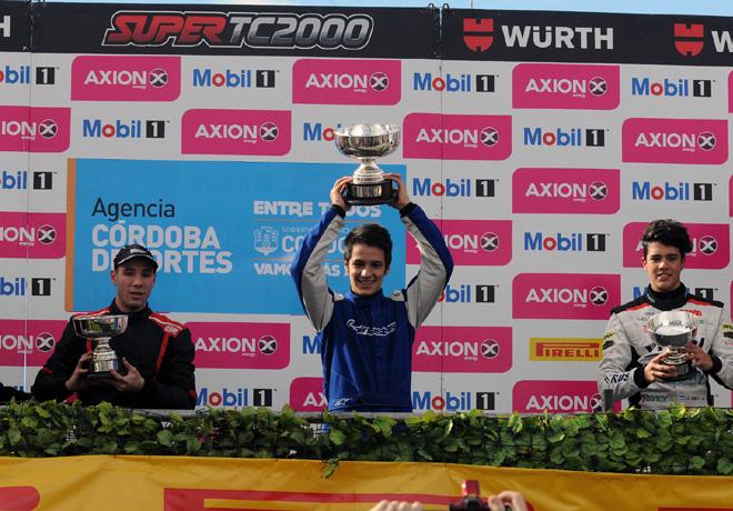 FR20 - Alta Gracia - Cordoba 2016 - Carrera 2 - El Podio