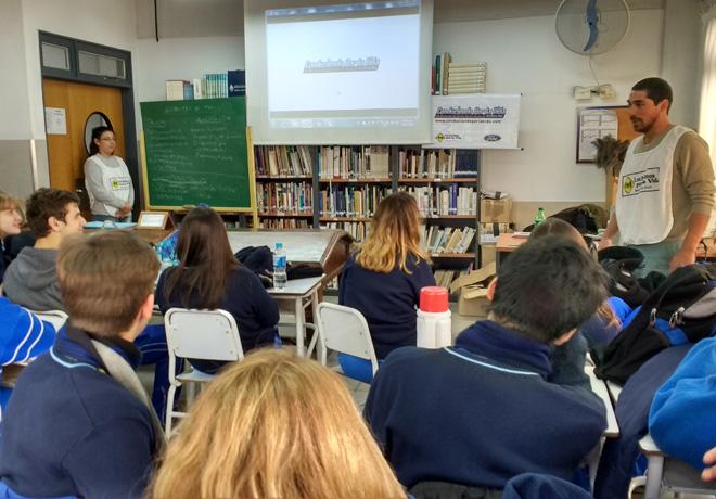Ford Argentina trabaja junto a Luchemos por la Vida en el desarrollo de programas de educacion y concientizacion vial 2