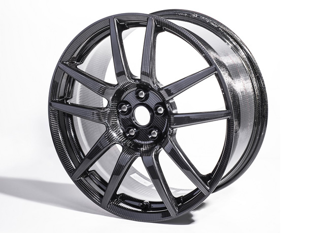 Ford GT - Nuevas llantas de fibra de carbono 2