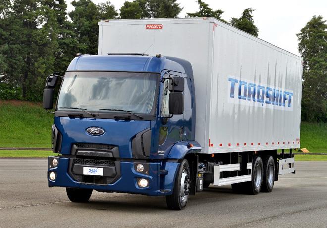 Ford - La Nueva Linea Cargo fue sometida a exhaustivas pruebas