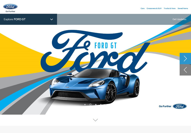 Ford abre el proceso de pedidos del Nuevo Ford GT 1