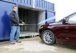Ford pone en funcionamiento el primer tunel del viento aeroacustico movil del mundo 1