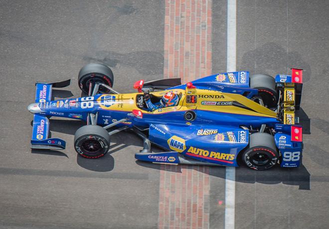 IndyCar - Indianapolis 500 2016 - Alexander Rossi