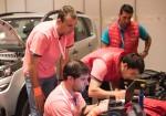 La Crosiere Du Chevron - Citroen postventa puso a prueba a sus mejores tecnicos 3