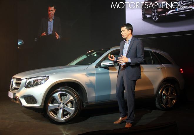 Mercedes-Benz - Presentación Nuevas SUV 1