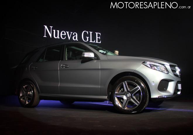Mercedes-Benz - Presentación Nuevas SUV 2