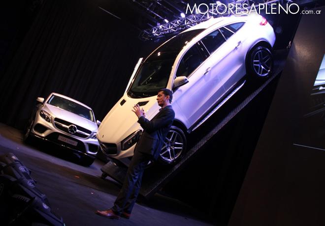 Mercedes-Benz - Presentación Nuevas SUV 4