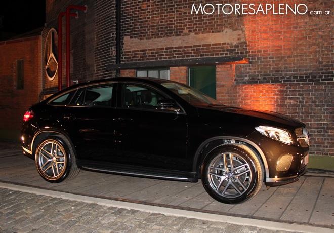 Mercedes-Benz - Presentación Nuevas SUV 8