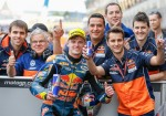 Moto3 - Le Mans 2016 - Brad Binder - KTM