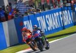 MotoGP - Mugello 2016 - Jorge Lorenzo - Yamaha - Marc Marquez - Honda