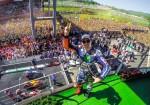 MotoGP - Mugello 2016 - Jorge Lorenzo en el Podio