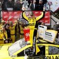 NASCAR - Dover 2016 - Matt Kenseth en el Victory Lane