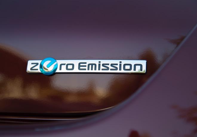 Nissan Leaf Zero Emission