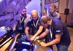 Peugeot - 17a edicion de Olimpiada nacional de postventa - Reparacion del vehiculo por Equipos