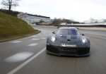 Porsche - El nuevo auto para las categorias GTE-GTLM para 2017 hace sus pruebas dinamicas en la pista de Weissach 2