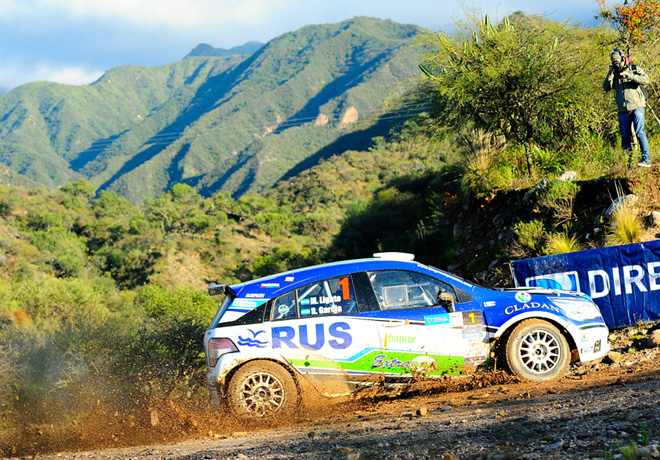 Rally Argentino - La Rioja 2016 - Final - Marcos Ligato - Chevrolet Agile MR