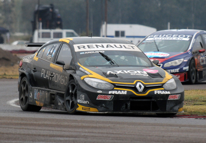 STC2000 - San Martin - Mendoza 2016 - Final - Facundo Ardusso - Renault Fluence