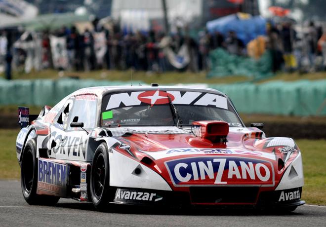 TC - Olavarria 2016 - Matias Rossi y Esteban Guerrieri - Chevrolet