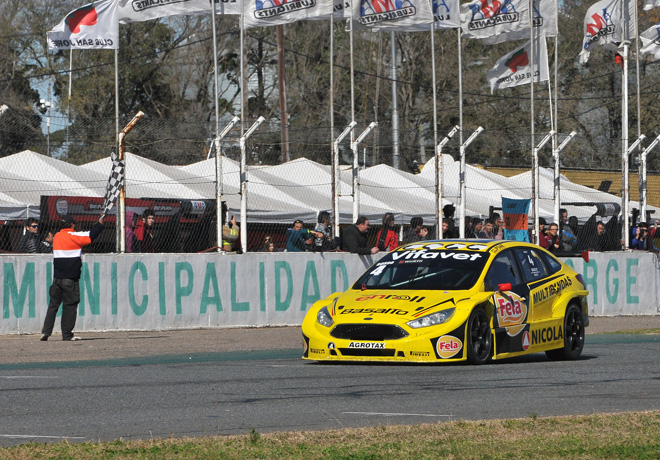 TC2000 - San Jorge 2016 - Carrera Final - Juan Angel Rosso - Ford Focus