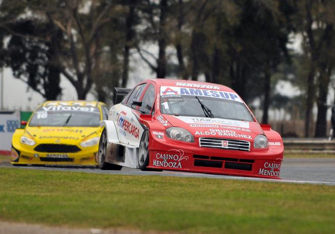 TC2000 - San Jorge 2016 - Carrera Sprint - Emmanuel Caceres - Fiat Linea
