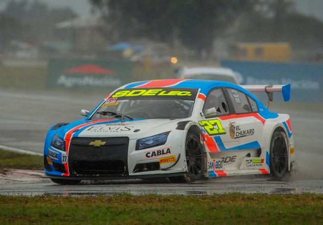 Top Race - Resistencia - Chaco - Carrera 1 - Mariano Altuna - Chevrolet Cruze