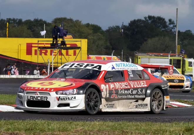 Top Race - Resistencia - Chaco - Carrera 2 - Franco Girolami - Mitsubishi Lancer