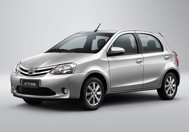 Toyota Erios 2016
