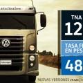 Volkswagen financia la compra de camiones al 12 por ciento - TNA - Thumb