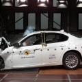 Alfa Romeo Giulia - tope de seguridad