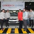 Citroen - Se produjeron 50 mil C4 Lounge en Palomar 1