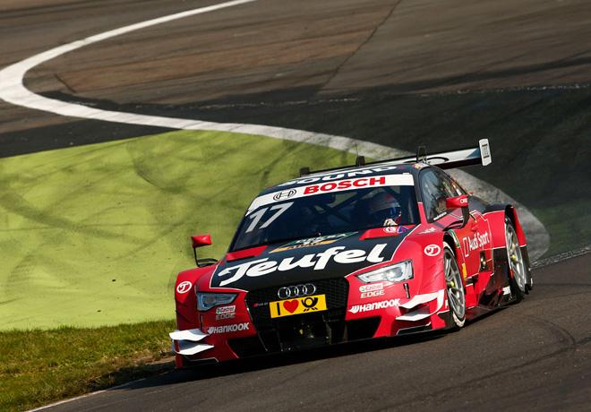 DTM - Lausitzring 2016 - Carrera 1 - Miguel Molina - Audi