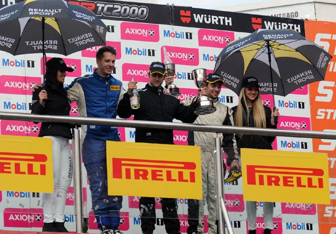 FR20 - Termas de Rio Honda 2016 - Carrera 1 - El Podio