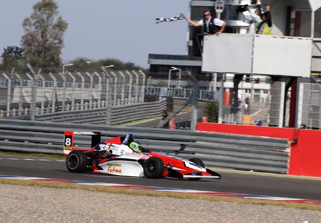 FR20 - Termas de Rio Honda 2016 - Carrera 1 - Hernán Satler - Tito-Renault