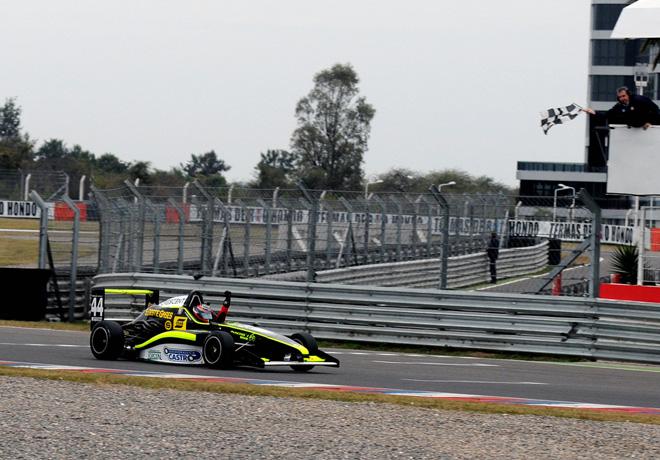 FR20 - Termas de Rio Hondo 2016 - Carrera 2 - Martin Chialvo - Tito-Renault