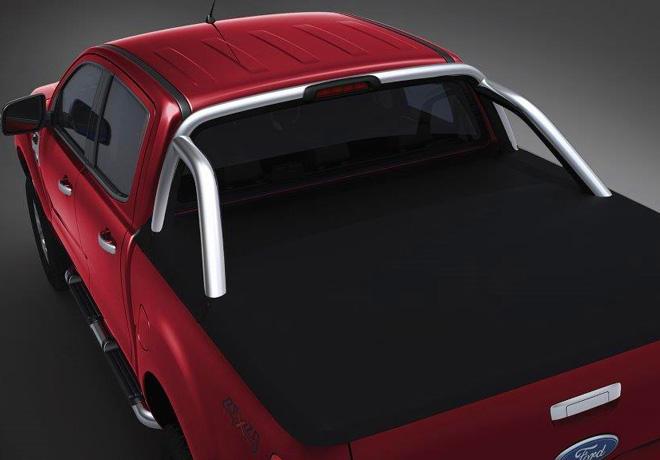 Ford lanza su exclusiva linea de accesorios originales para personalizar la Nueva Ranger 4