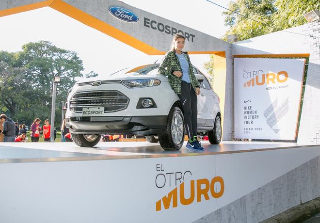 Ford participo de la Nike Women Victory Tour con la EcoSport como Sponsor oficial 1
