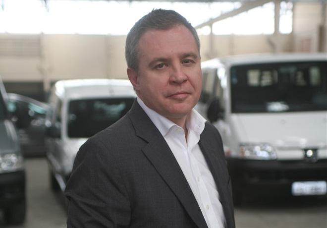 Frederic Chapuis - Director de Vehiculos Utilitarios en America Latina del Grupo PSA