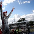 IndyCar - Detroit 2016 - Carrera 2 - Will Power en el Victory Lane