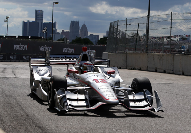IndyCar - Detroit 2016 - Carrera 2 - Will Power