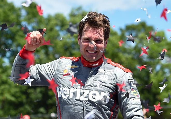 IndyCar Series en Road America – Carrera: La victoria fue de Will Power.