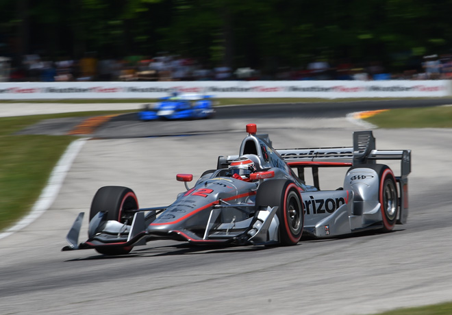 IndyCar - Road America 2016 - Carrera - Will Power