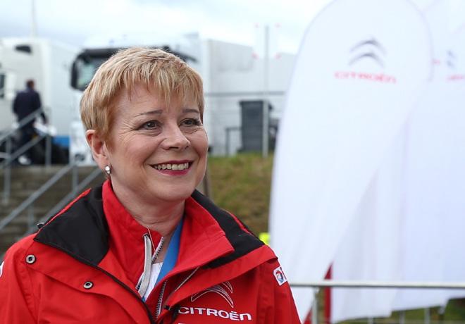 Linda Jackson - CEO Global de Citroen